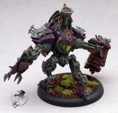My WarmachineCryx - Galleries - Figurepainters.com Custom Painted Minitures. Warmachine, Hordes, 40k, Malifaux and any other miniture you can think of!