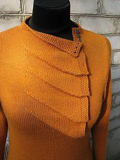 Ravelry: Project Gallery for Akomeogi Tunic pattern by Olga Buraya-Kefelian