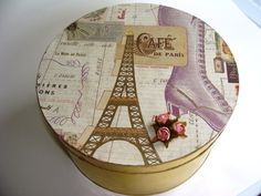 french hat box