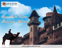 # Special India Vacation Packages from Australia Get special ‪#‎Packages‬ for ‪#‎IndiaTour‬ from Australia, offered by Spice Trails