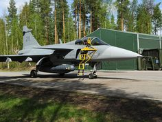 Catch the latest stories on the Gripen Fighter jet; JAS 39 Gripen and Gripen E/F on the Gripen blog, an official blog by Saab.  http://www.gripenblogs.com/default.aspx