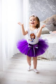 Birthday Party Outfits, Birthday Tutu, 1st Birthday Girls, Baby Girl Dresses, Baby Dress, Tutu Outfits, Girl Outfits, Frozen Tutu Dress, Princess Sophia
