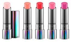MAC Tendertalk Lip Balms...hydration + color!