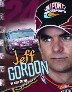 Can't get enough of the daring drivers behind NASCAR? From early lives and careers to greatest accomplishments, your favorite NASCAR speedsters are introduced in these thrilling biographies.