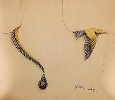 "108 Likes, 12 Comments - Fatih Çetinkaya (@fatih__cetinkaya) on Instagram: ""Art and Necklace... #fatihçetinkaya #jewelrydesigner #jewellery #jewelry #jewel #jewels…"""