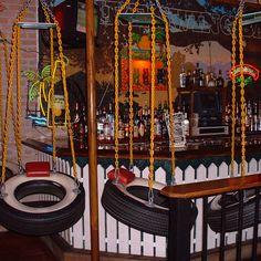 This is quite the bar. #Margaritaville