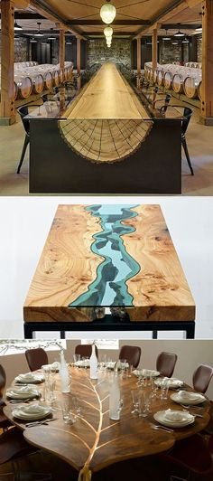 11 Most Spectacular and Creative Living-Room Tables: