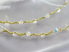 Orthodox Wedding, Greek Wedding, Handmade Dresses, Wedding Crowns, Wedding Jewelry, Swarovski Crystals, Gold Necklace, Chain, Wedding Stuff