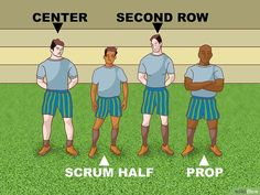 3 Ways to Become a Better Rugby Player - wikiHow
