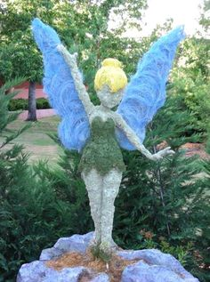 Tinkerbell - Topiary