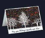 HubbleSite - Holiday Cards  This year, say it in stars! Send your friends and relatives best wishes for the season with our printable holiday cards.