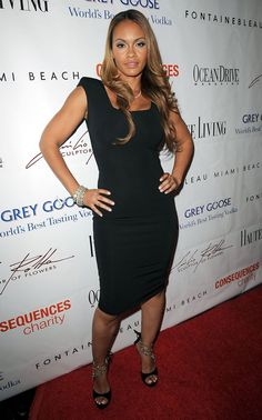 Evelyn Lozada's Fave Shoes to Bring on Vacation #basketballwives #evelynlozada