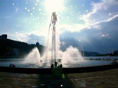 pittsburgh fountain - Google Search