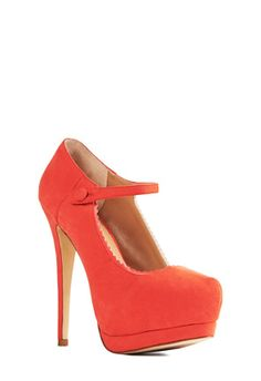 I absolutely love these Mary Jane pumps! #JustFab
