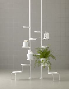 IKEA PS 2014 plantenstandaard | #IKEA #IKEAPS #planten #interieur #opberger #decoratie