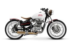 Royal Enfield teams up with motorcycle customisers to launch.- Royal Enfield teams up with motorcycle customisers to launch accessories Royal Enfield teams up with motorcycle customisers to launch accessories - Royal Enfield Bullet, Royal Enfield Logo, Enfield Motorcycle, Enfield Bike, Bobber Motorcycle, Classic 350 Royal Enfield, Enfield Classic, Ducati Monster, Royal Enfield Stickers