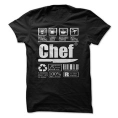 (Superior T-Shirts) LOVE BEING A CHEF - Buy Now...