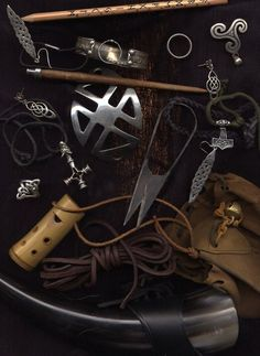Viking Items, Tools and Crafts