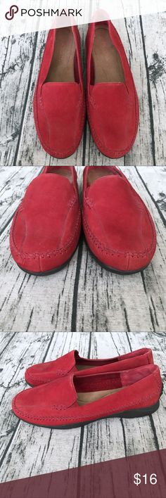 [Aerosoles] Coral Slip Ons [Aerosoles] Coral Slip Ons  • Barely worn • Women's size 10 AEROSOLES Shoes Flats & Loafers
