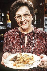 Betty's Hotpot recipe, from Coronation Street fame. I wonder if this recipe is adaptable to cooking in a slow cooker on high? Probably wouldn't be the same...