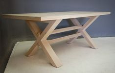 Pierre Cronje's collection of bespoke solid wood dining tables