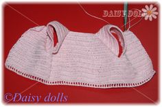 Ажурное платье для куклы Готц Ханна « Swish and Swirl blog