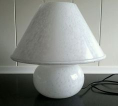 Sirmos giacometti white plaster triple tier table lamp by for Lampen 70er style