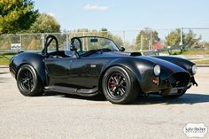 1965 Shelby Cobra MkIII Roadster by Factory Five