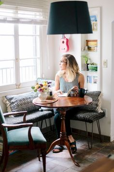 Small kitchen design & organization ideas (71)