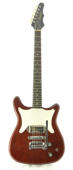 EPIPHONE Coronet Cherry 1966 | Chicago Music Exchange