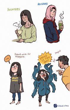 My Giant Nerd Boyfriend Dark Art Drawings, Cute Drawings, Cute Comics, Funny Comics, Pictures To Draw, Funny Pictures, Nerd Boyfriend, Cute Cat Wallpaper, Disney Jokes