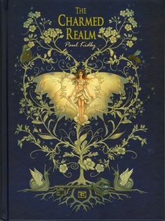 Le Royaume Enchante by Paul Kidby Beautiful cover book illustration - fairies/fantasy cake Book Cover Art, Book Cover Design, Book Art, Illustration Art Nouveau, Book Illustration, Vintage Book Covers, Vintage Books, Old Books, Antique Books