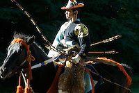 Yabusame- Japan's Horse Archers. | Bruce Meyer-Kenny