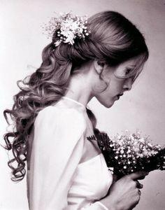 Peinado de novia. www.egovolo.com    #wedding #boda #bridal #novia #bride #peinado #hair