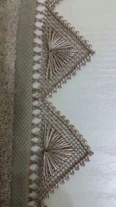 needle lace ' iğne oya'
