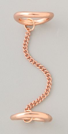 Loving today's Glam Deal! Jules Smith Chained to You Ring