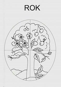 strom ročné obdobia