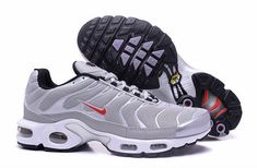 new product 5ac2b 14ee6 Now Buy Nike Air Max Tn Mens Grey Red Black Running Shoe For Sale 343260  Save Up From Outlet Store at Nikelebron.