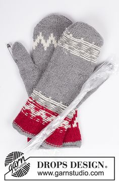 Festive Knitting Patterns Free, Free Pattern, Free Knitting, Drops Design, Magazine Drops, Needlework, Socks, Fingerless Gloves, Threading
