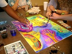 Art Therapy Makes Recovery Beautiful - AllTreatment had the pleasure of interviewing Marie Wilson, PhD, ATR-BC, ATCS, ACS, LPC, coordinator for Art Therapy programs at Caldwell College, about the addiction-healing properties of creative expression.