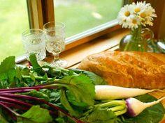 Manger les fanes des légumes