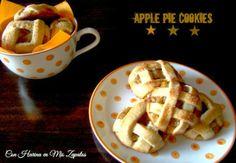 Con Harina en Mis Zapatos: Apple Pie Cookies