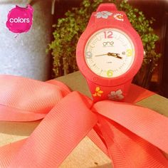 Dá-te um miminho... #onewatches #summertime #watches #instagood #flowers