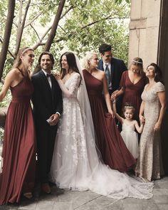 dfd4ed6808e On Location  Galina Signature Spring 2019 - David s Bridal Blog Wedding  Lace
