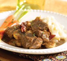 Main Courses - Slow Cooker Roast Beef with Red Wine