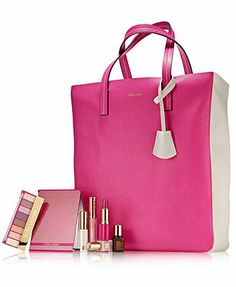 Estée Lauder Spring into Pink - Only $35 with any Estée Lauder fragrance purchase