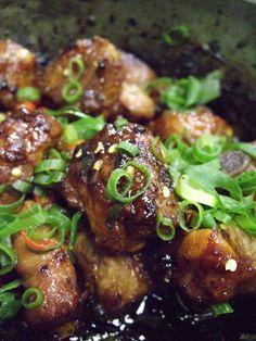 Kho tộ - Southern style (Saigon)  Salty caramelized meat