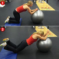 Sarah Haskins' Workout Triathlete Sarah Haskins does killer core work to prevent injury and improve her speed