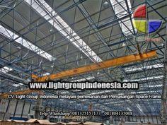 Light Group Indonesia: KEUNTUNGAN DAN METODE PEMASANGAN RANGKA STRUKTUR S...
