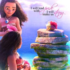 Disney Moana Quotes